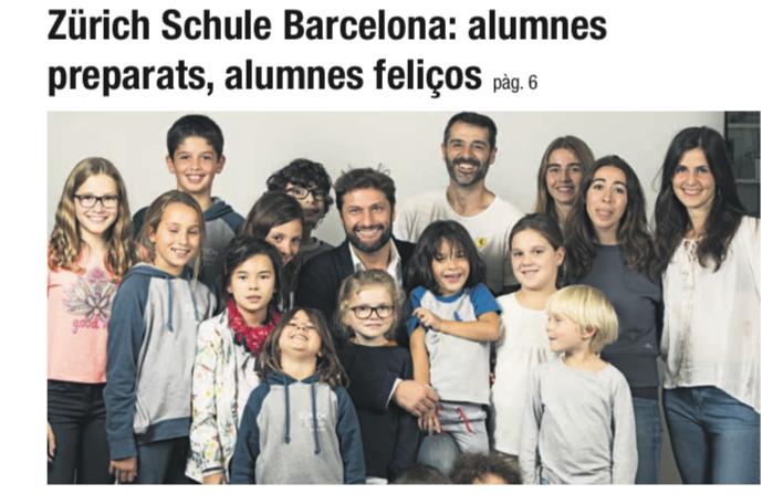 Reportaje La Fada de Sarrià i St. Gervasi